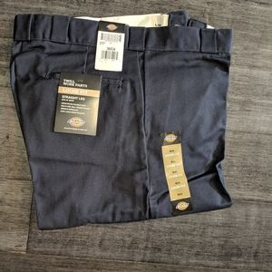 New Dickies twill work pants 36x34